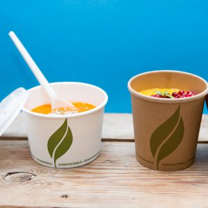 Biodegradable Pots/Food Containers