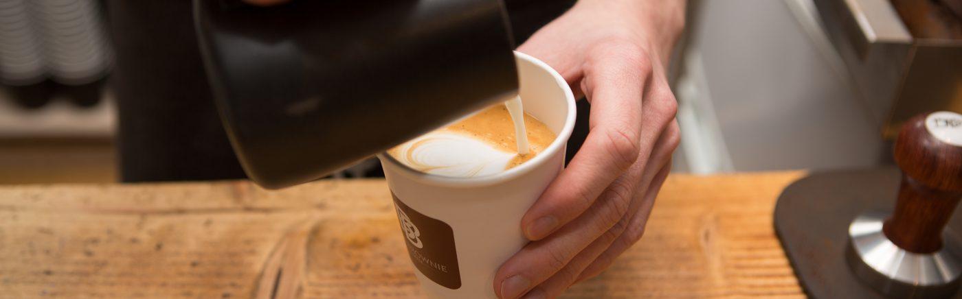 Bespoke printed cup